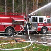 interview fire department