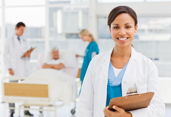 Administrative Assistant different nursing majors