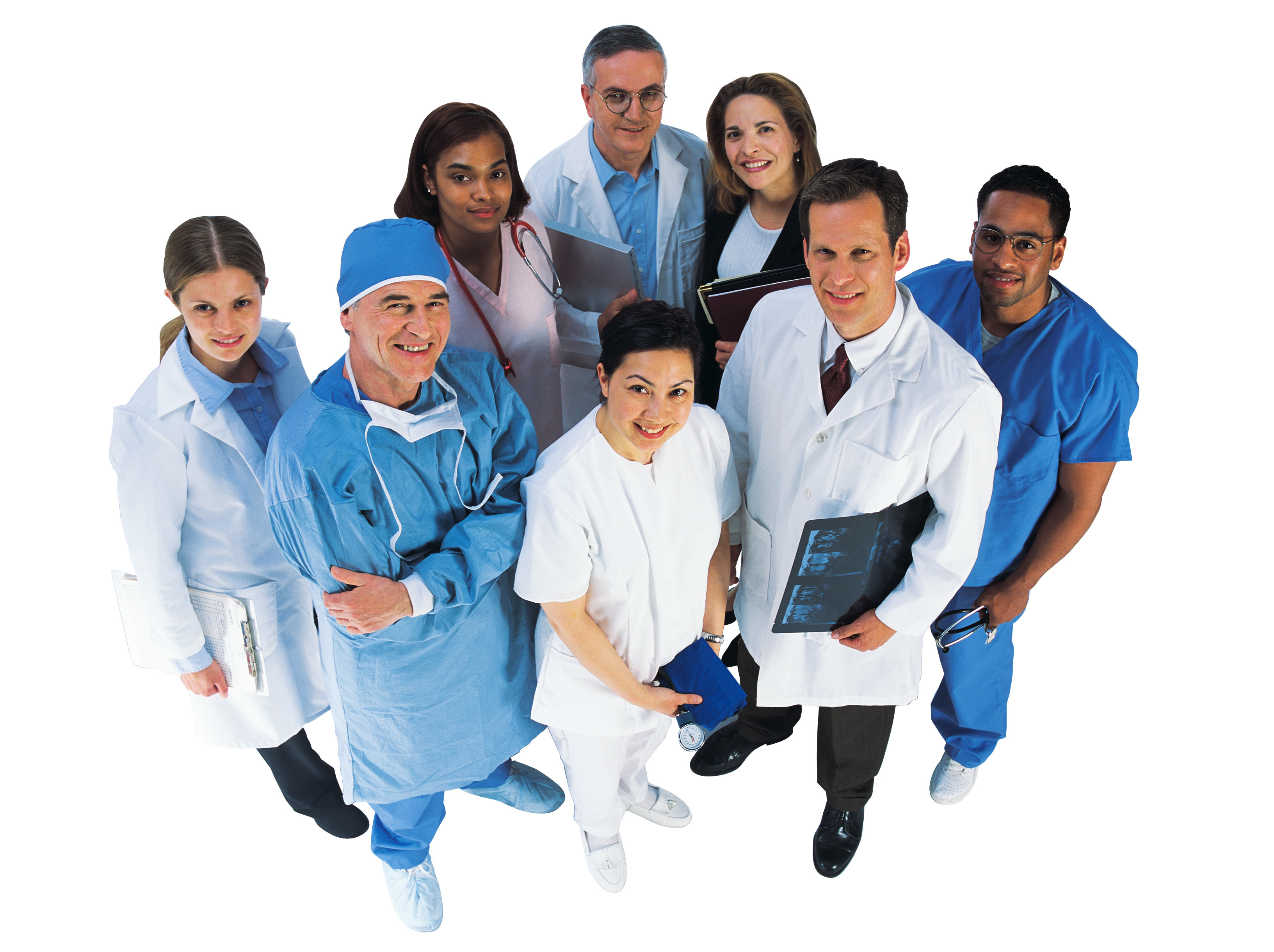 a comparison of professions of doctors and nurses in the medical field Nurses ranked #1 most ethical profession by 2017 gallup poll medical field, including nurses, medical doctors nurses soar above all other professions.